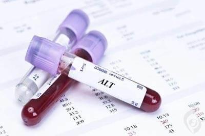 آزمایش آلانین آمینوترانسفراز ALT