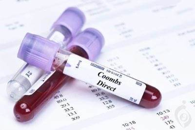 آزمایش کومبس مستقیم (آزمایش آنتی گلوبولین مستقیم) DAT