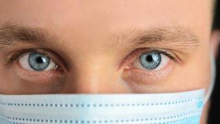 آلودگی به کرونا از طریق چشم