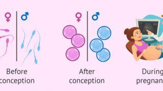 تعیین جنسیت با استفاده از انواع روش های غیر پیشرفته