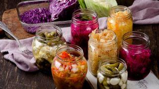 اثر مصرف سبزیجات تخمیری در کاهش مرگ ناشی از ویروس کرونا