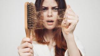 ریزش شدید مو در مبتلایان کرونا