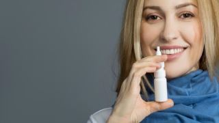 اسپری بینی برای جلوگیری از ابتلا به کرونا