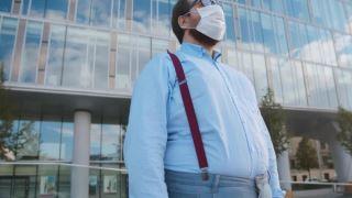 هشدار ویروس کرونا برای افراد دارای اضافه وزن