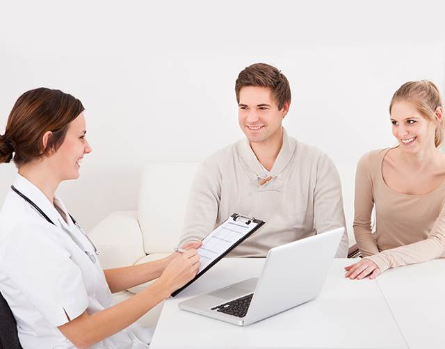 مشاوره ژنتیک قبل از بارداری