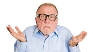احساس گیجی از علائم کرونا در افراد مسن