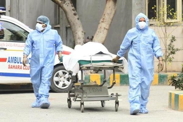علل مرگ و میر با ابتلا به ویروس کرونا