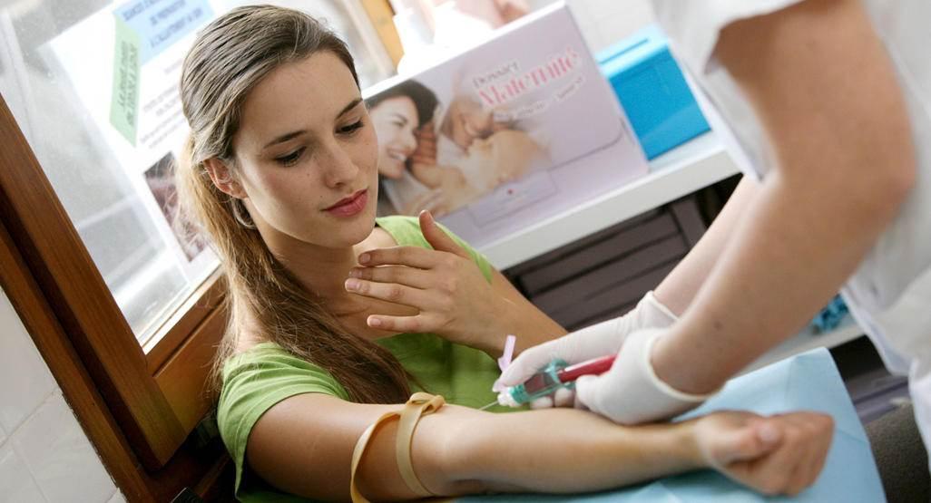 آزمایش خون برای تشخیص سندروم داون در بارداری