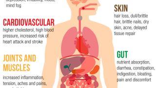 تاثیر استرس روی سیستم ایمنی بدن