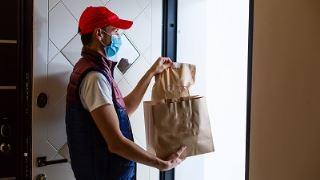 انتقال ویروس کرونا با غذا یا بسته بندی مواد غذایی