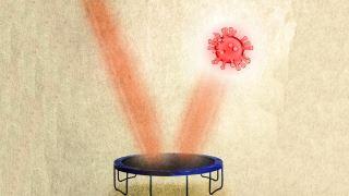 احتمال ابتلای مجدد به ویروس SARS-CoV-2 چقدر است؟
