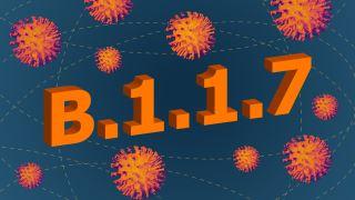 طبق مطالعات نوع B.1.1.7 ویروس کرونا قابل انتقال است! - انتقال ویروس کرونا انگلیسی