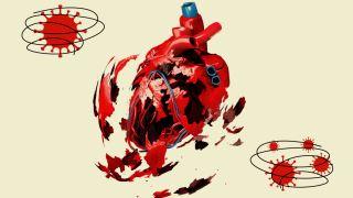ویروس COVID-19 و قلب شما