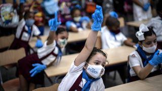 کودکان ، مدرسه و ویروس COVID-19