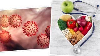 سوالات مرتبط با ویروس کرونا و تغذیه