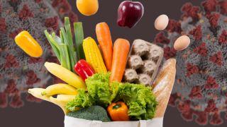 بررسی ارتباط رژیم غذایی سالم با ابتلا به ویروس کرونا