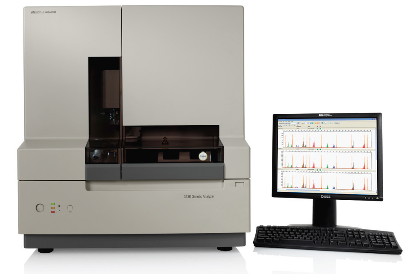 دستگاه Genetic Analyzer