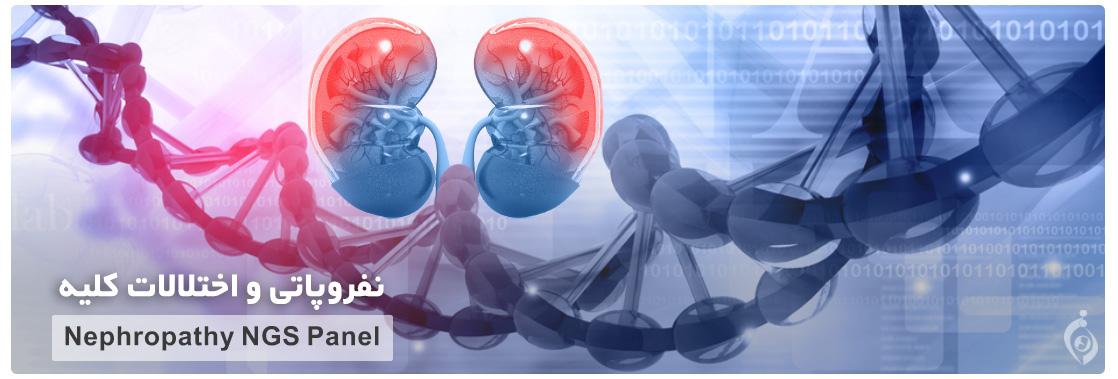 نفروپاتوپاتی و اختلالات کلیه