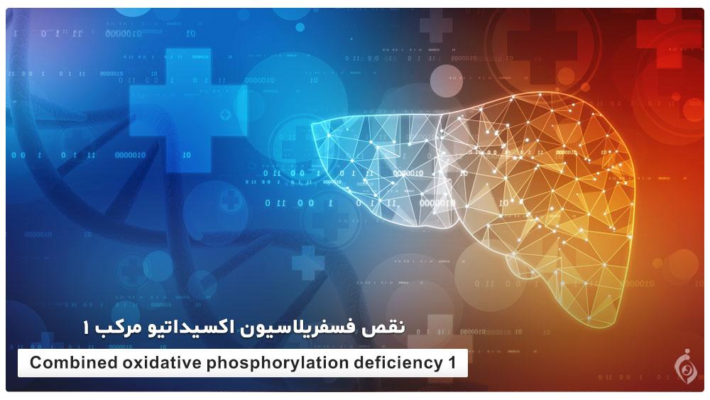 Combined oxidative phosphorylation deficiency 1
