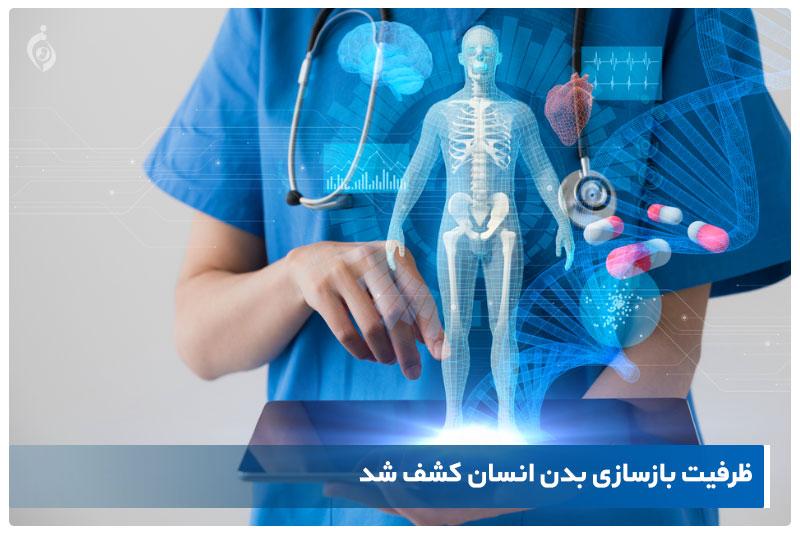بازسازی بدن انسان